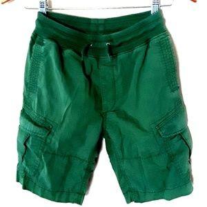 Gap Kids Pull-On Cargo Shorts In Poplin S8 Regular